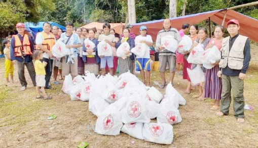 Lao Red Cross: serving people in need